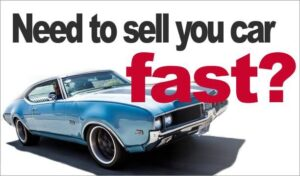 sell my car fast